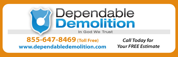855-647-8469 Dependable Demolition Contractors